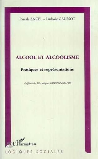 Couverture Alcool et Alcoolisme