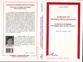 Couverture Langage et Interactions Sociales