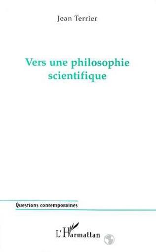 Couverture Vers une Philosophie Scientifique