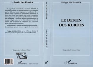 Couverture LE DESTIN DES KURDES
