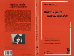 Couverture HISTORIA QUIETA