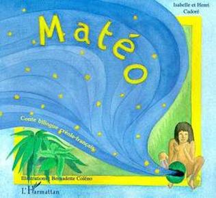 Couverture Matéo