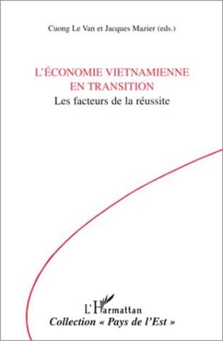 Couverture L'économie Vietnamienne en Transition