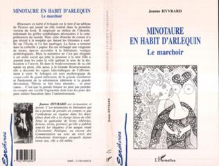 Couverture Minotaure en Habit d'arlequin