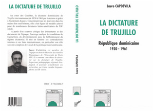 Couverture La Dictature de Trujillo
