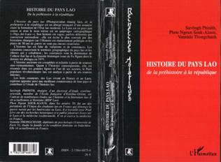 Couverture Histoire du Pays Lao