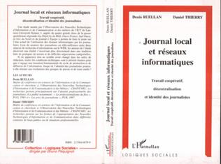 Couverture Journal Local et Réseaux Informatiques