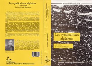 Couverture LES SYNDICALISTES ALGÉRIENS