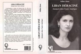 Couverture LIBAN DERACINÉ