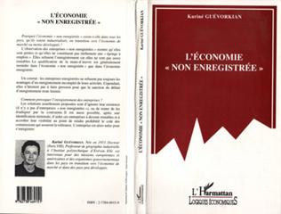 Couverture L'économie