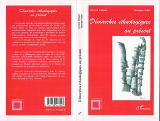 Couverture Démarches Ethnologiques au Présent