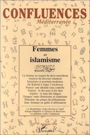 Couverture Discours féministe et fait islamiste en Tunisie