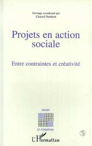 Couverture Projets en Action Sociale