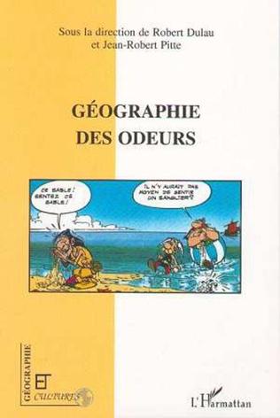 Couverture Géographie des Odeurs