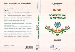 Couverture Inde, Cinquante Ans de Mutations
