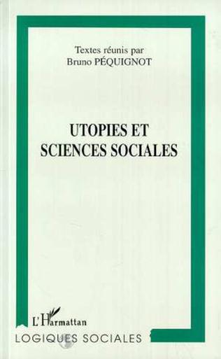 Couverture Utopies et Sciences Sociales
