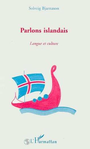 Couverture PARLONS ISLANDAIS