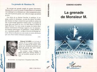 Couverture La Grenade de Monsieur M