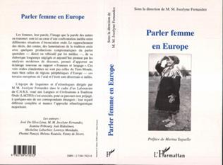 Couverture Parler Femme en Europe