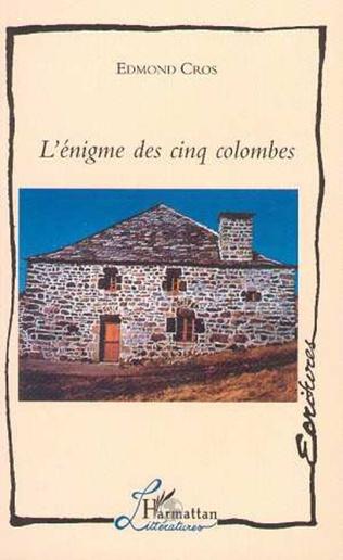 Couverture L'énigme des Cinq Colombes