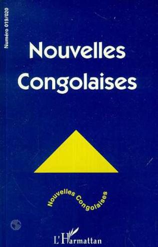 Couverture NOUVELLES CONGOLAISES (n° 19-20)