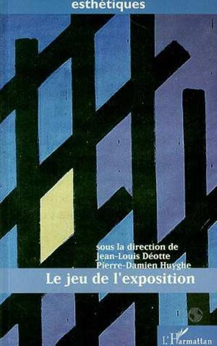 Couverture LE JEU DE L'EXPOSITION