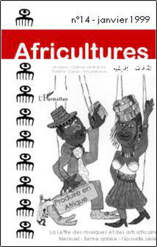 Couverture Produire en Afrique