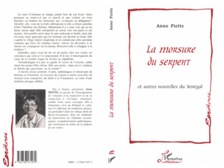Couverture La morsure du serpent