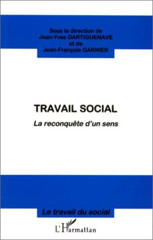 Couverture Travail social
