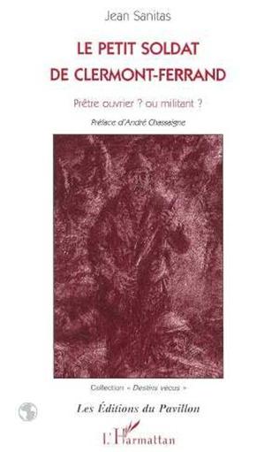 Couverture Le Petit Soldat de Clermont-Ferrand