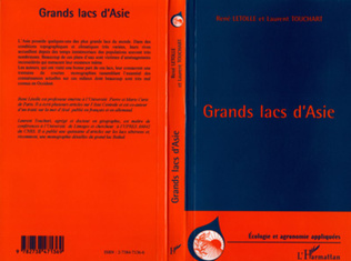 Couverture GRANDS LACS D'ASIE