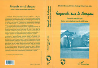 Couverture Regards sur le Borgou