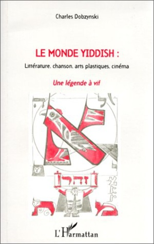 Couverture Le Monde Yiddish