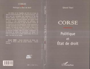 Couverture Corse