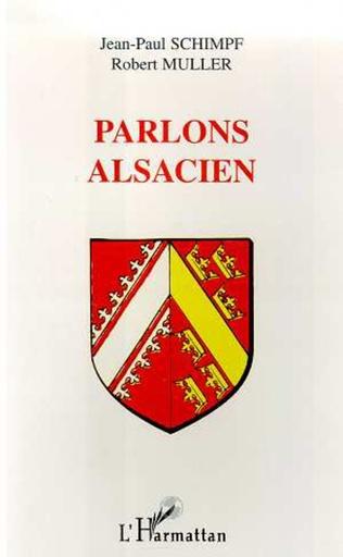 Couverture PARLONS ALSACIEN