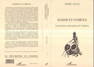 Couverture Norme et Symbole