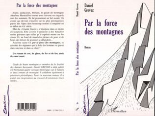 Couverture PAR LA FORCE DES MONTAGNES