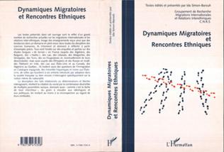 Couverture Dynamiques migratoires et rencontres ethniques