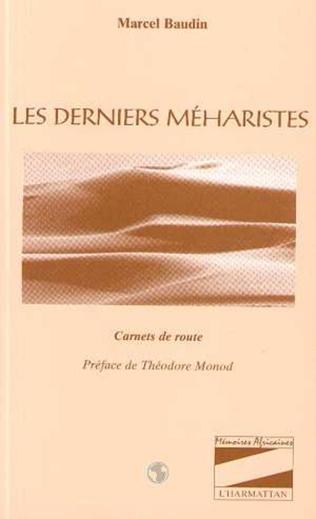 Couverture LES DERNIERS MÉHARISTES