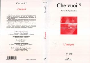 Couverture L'INESPOIR