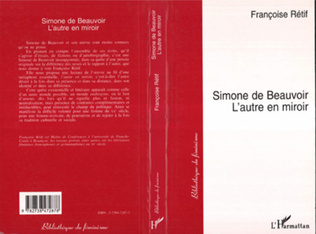 Couverture Simone de Beauvoir