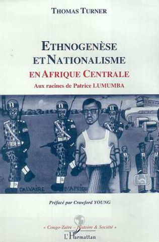 Couverture ETHNOGENESE ET NATIONALISME EN AFRIQUE CENTRALE
