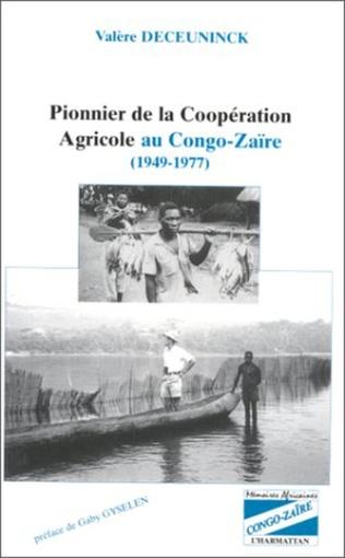 Couverture Pionnier de la coopération agricole au Congo-Zaïre (1949-1977)