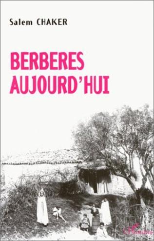 Couverture Berbères aujourd'hui