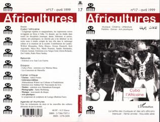 Couverture Cuba l'Africaine