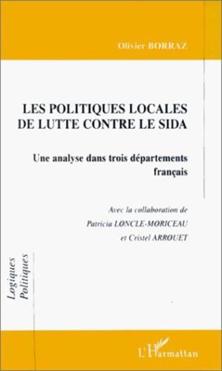 Couverture LES POLITIQUES LOCALES DE LUTTE CONTRE LE SIDA