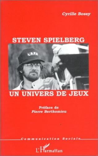 Couverture STEVEN SPIELBERG