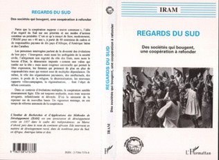 Couverture REGARDS DU SUD