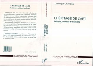 Couverture L'HÉRITAGE DE L'ART