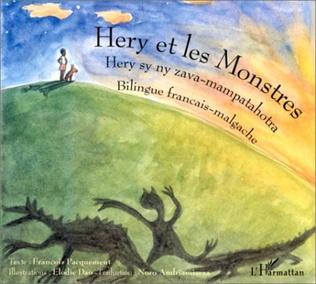 Couverture Hery et les monstres